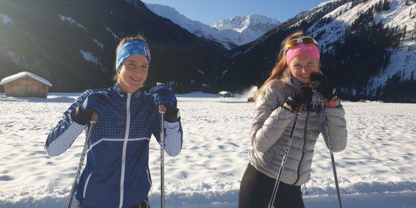 verena Veit und Germana Thannheimer