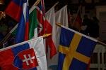 Fahnen der teilnehmenden Nationen