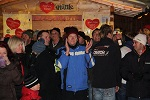 Skicross kombiniert Show und Sport