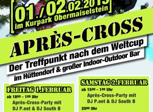 Plakat Apres-Cross