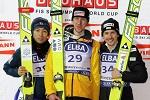 Die Sieger der FIS Team-Tour 2012
