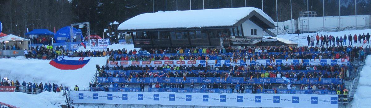 Special Guest Bereich bei der FIS Team-Tour 2012