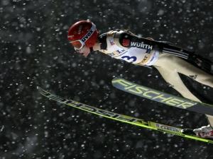 Karl Geiger vom SC Oberstdorf.