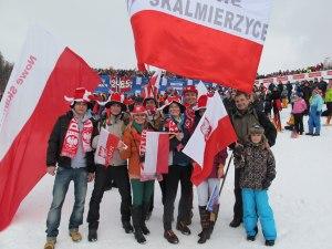 Polnische Fans (1)
