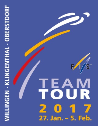 FIS Team-Tour 2017 Logo blau