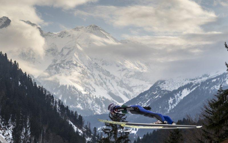 Skifliegen Oberstdorf