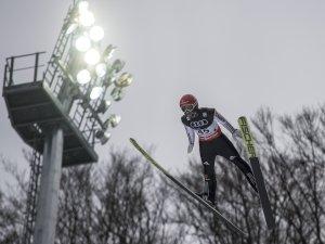 Skiflug WM Training - Markus Eisenbichler