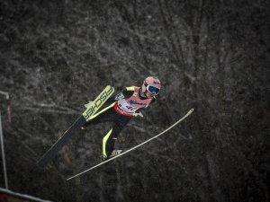 Skiflug WM 1. Durchgang - Stefan Kraft