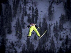 Skiflug WM 2. Durchgang - Stefan Kraft