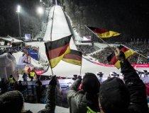 Skiflug WM 2. Durchgang