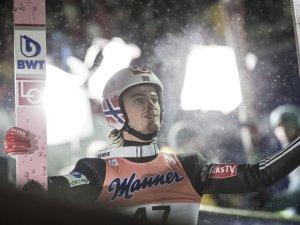 Skiflug WM 2. Durchgang - Daniel Andre Tande