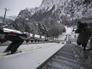 Skiflug WM 3. Durchgang - Andreas Wellinger