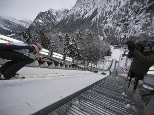 Skiflug WM 3. Durchgang - Stefan Kraft