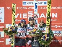 Skiflug WM Einzel - Flowerceremony