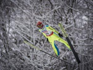 Skiflug WM 3. Durchgang - Richard Freitag