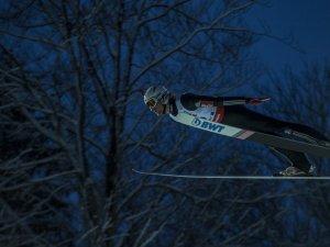 Skiflug WM 3. Durchgang - Daniel Andre Tande