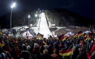 Skiflug WM 3. Durchgang