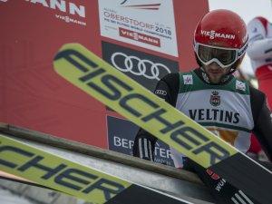 Skiflug WM Team - Markus Eisenbichler