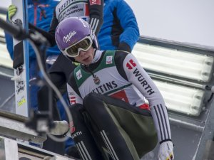 Skiflug WM Team - Andreas Wellinger
