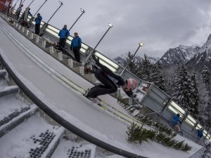 Skiflug WM Team - Manuel Poppinger