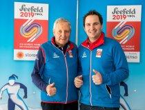 Josef Schmid und Christian Scherer