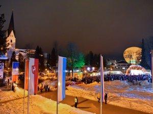 Siegerehrung Nordic Park, Einzelwettkampf 02. Februar 2019