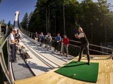Skiflugschanzen shot 1