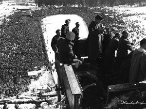 Wettkampfrichter Skifliegen 1951