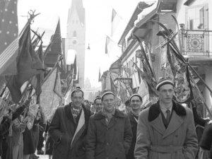 Eröffnungsparade 1952