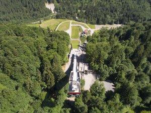 Aussichtsplattform von oben