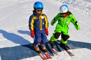 Kinderskifahren