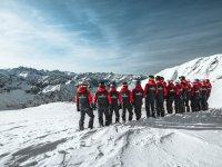 Das Team der Skitechnikschule