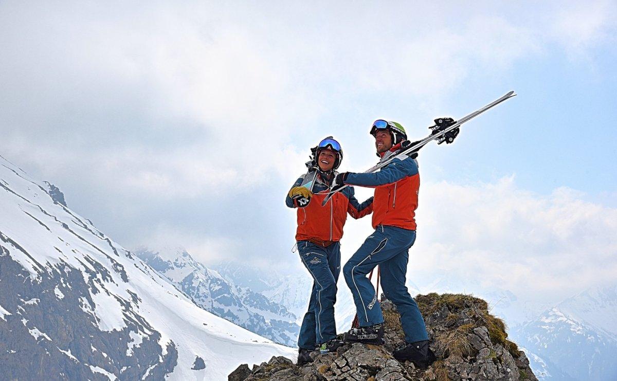 Klettersteigset Leihen Oberstdorf : Skischulen skiverleihe in oberstdorf kleinwalsertal