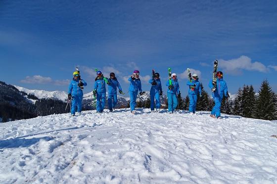 Skitotal - Das Team