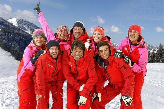 Skitotal - Das Team 2018