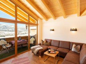 Wohnbereich Alp-Chalet