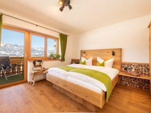 Schlafzimmer Alpenliebe