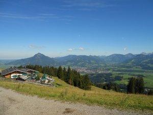 Weltcup Hütte Ofterschwang