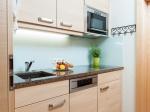Küche kleine Ferienwohnung