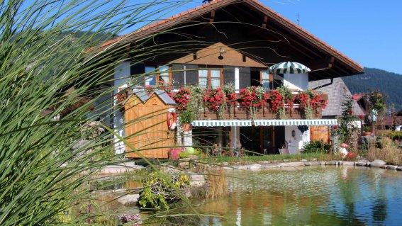 Ferienwohnung Oberstdorf, Kornau, sonnenterrasse.de