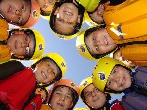 Schulgruppe