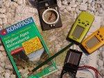 GPS-Schatzsuche Equipment
