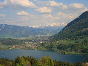Landschaft Allgäu