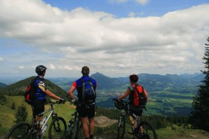 Mountainbike Allgäu