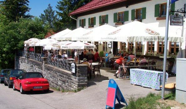 Berggasthof Alpenblick
