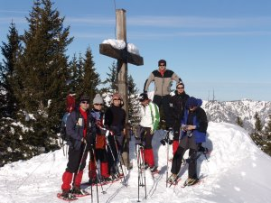 Gipfelkreuz Wannenkopf
