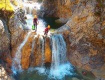 Canyoning Sprung