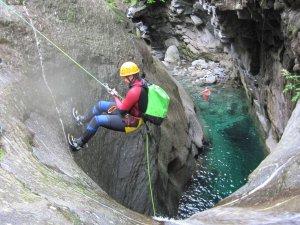 Canyoning Bodengo