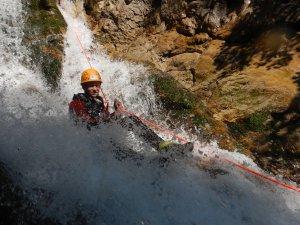 tosende Wasserfälle
