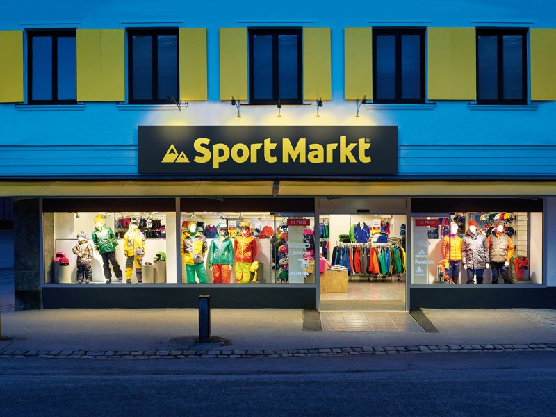 Sport-Markt website